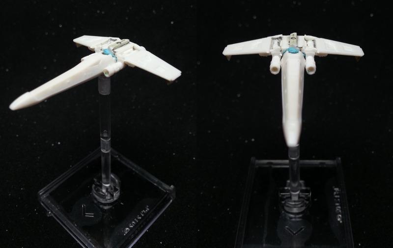 Demontage - X-Wing zerlegt X-wing15