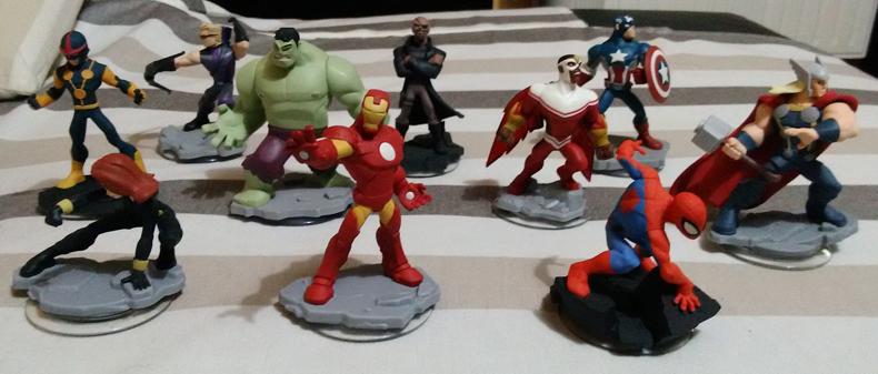*Disney Infinity Toys* - Topic officiel Heroes10