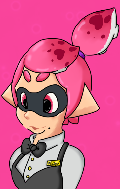Inkling: Milly  Millys10