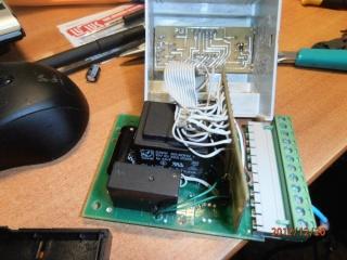 Простой цифровой терморегулятор 1011