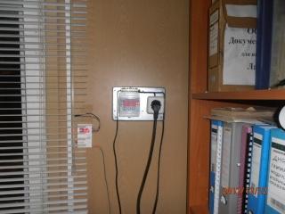 Простой цифровой терморегулятор 1210