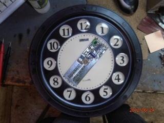 Пропеллерные часы (эффект Боба Блика). 810