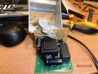 Простой цифровой терморегулятор 811