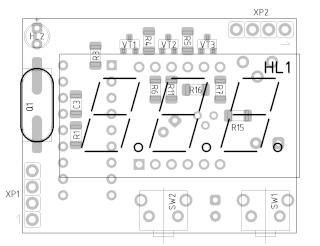 Простой цифровой терморегулятор Eea-210