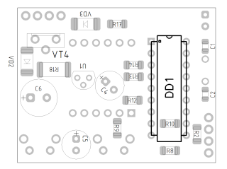 Простой цифровой терморегулятор Eea-310