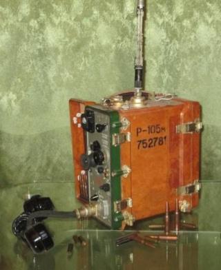 Радиостанции военного назначения O-105_11