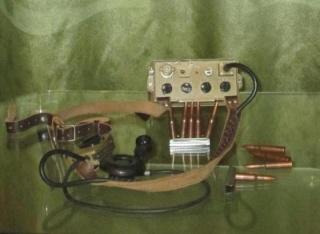 Радиостанции военного назначения O-15810