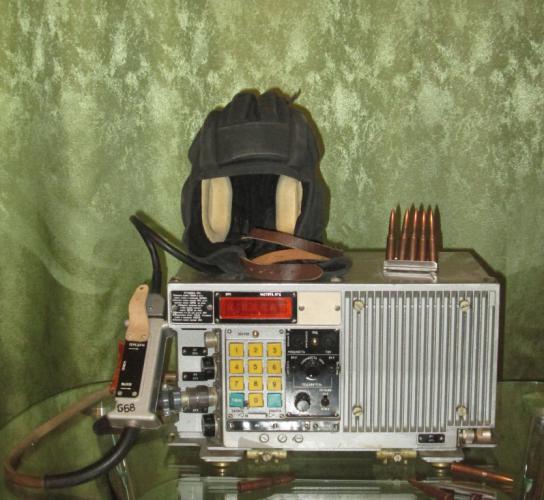 Радиостанции военного назначения O-17312