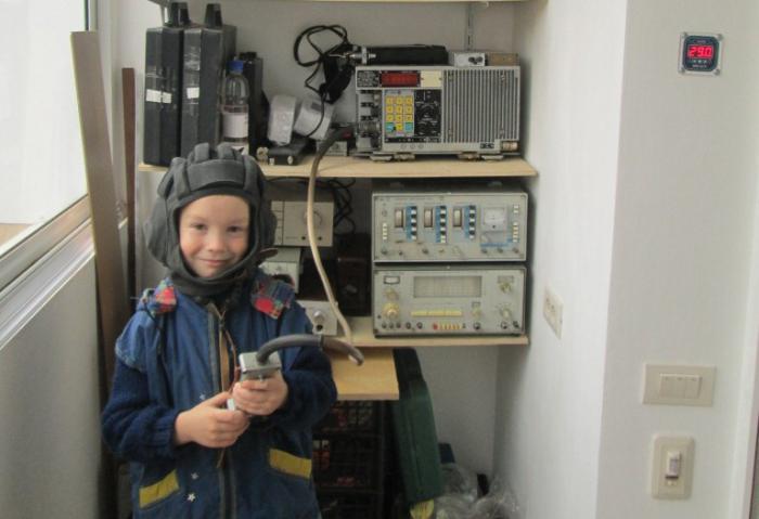 Радиостанции военного назначения O-173i10