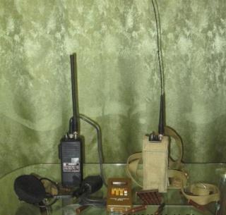 Радиостанции военного назначения Yaz-0010