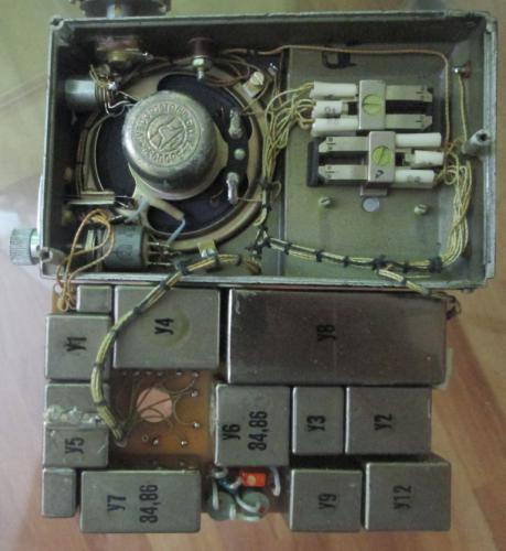 Радиостанции специального назначения Yiea-615