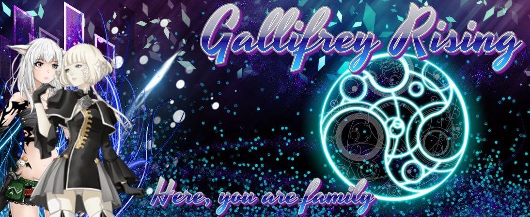 Gallifrey Rising