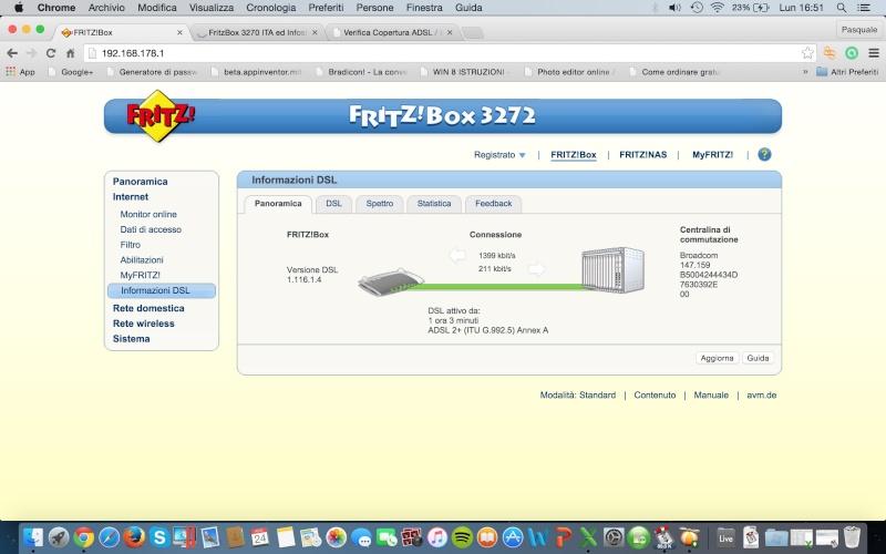 FritzBox 3270 ITA ed Infostrada Scherm12