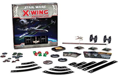X-Wing: l'évolution de star Wars Armada Boite_12