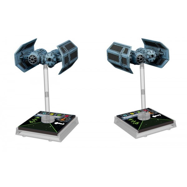 X-Wing: l'évolution de star Wars Armada Tie-1312