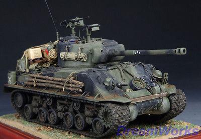 Sherman - Sherman M4A3E8 FIN DE GUERRE _110