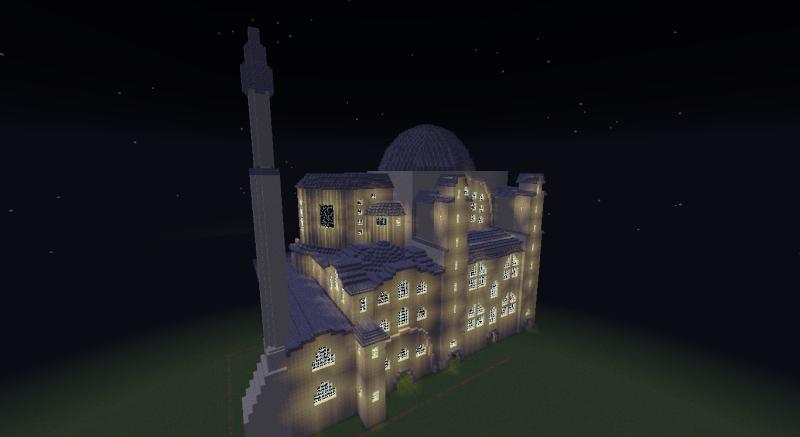 Projet Hagia Sophia [Hyrbow964] <Abandonné> 2015-012