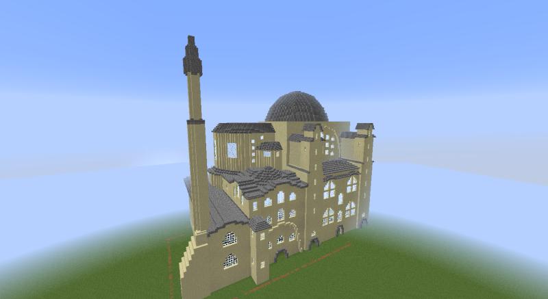 Projet Hagia Sophia [Hyrbow964] <Abandonné> 2015-013