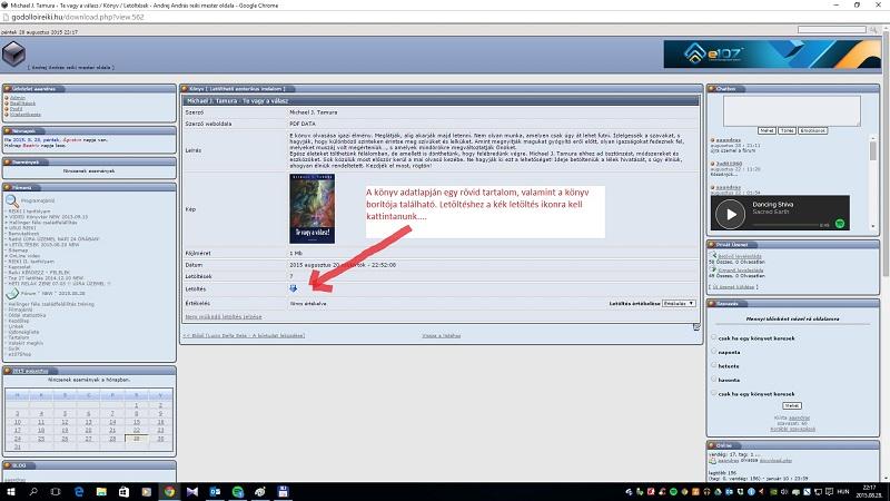 Könyv letöltés DATA oldalról... Letolt16