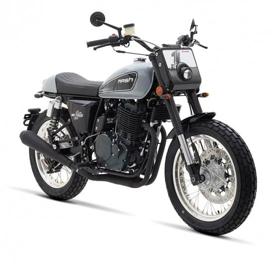 Benelli 400 Imperiale : la motocyclette. - Page 2 Mash-f10