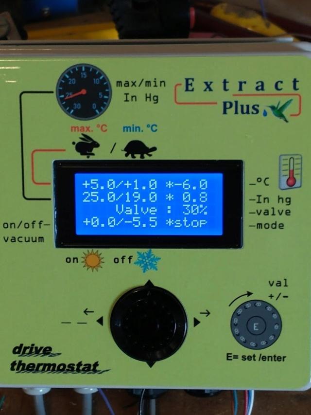 Contôle de pression vacuum pour station de pompage Affich10