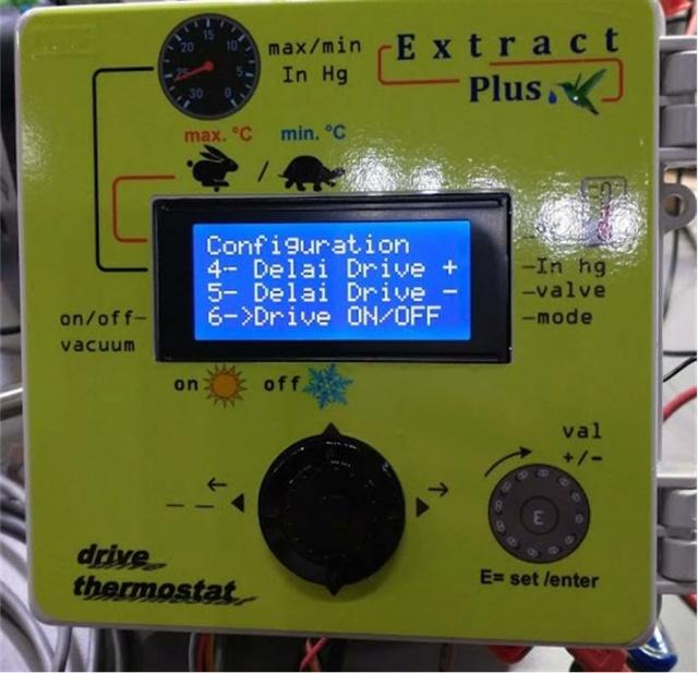 Contôle de pression vacuum pour station de pompage Drive_16