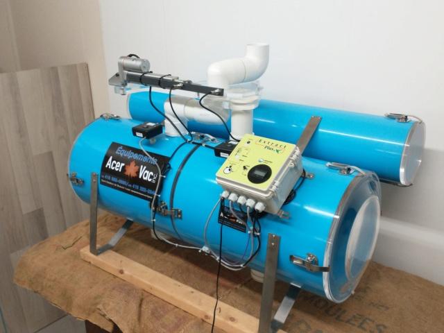 Extracteur haut vacuum Extrac14