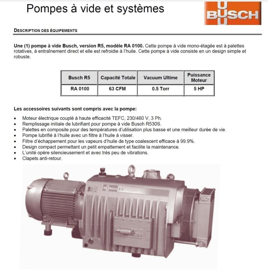 pompe BUSH Pompe_10