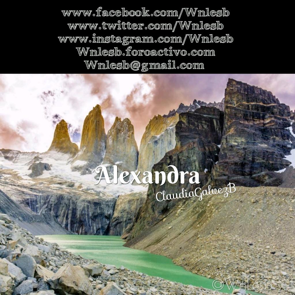 Alexandra por ClaudiaGalvezB 15409923