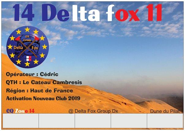 Activation 2019 DELTA-FOX Group Dx Nouveau Club 14dfnc10