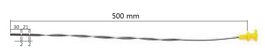 Cotes jauge à huile 309 GTI16 Jauge_10