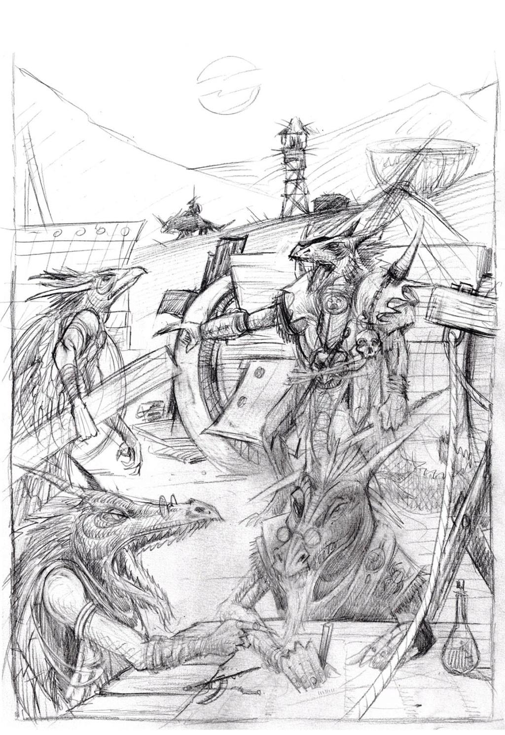 Du brouillon à la finalisation - Page 6 Grukk10
