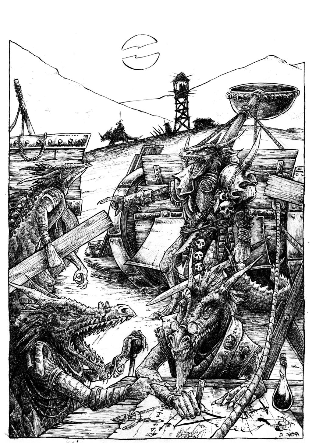 Du brouillon à la finalisation - Page 6 Krongc10