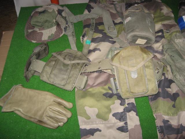 Geardos US française  Bundeswehr Residant Evil  Img_1510