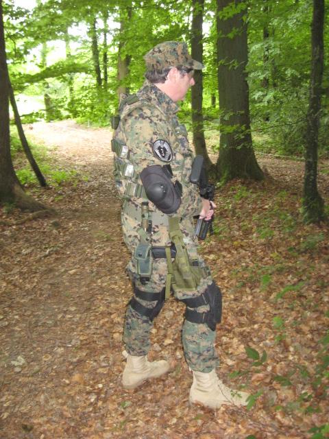 Geardos US française  Bundeswehr Residant Evil  Sg300310