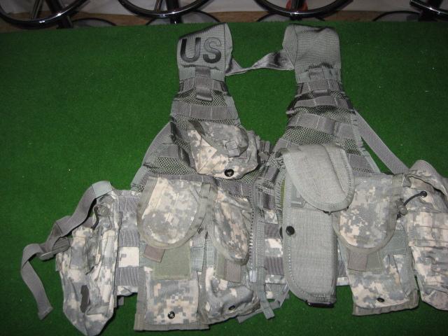 Geardos US française  Bundeswehr Residant Evil  Vente_14