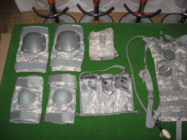 Geardos US française  Bundeswehr Residant Evil  Vente_16