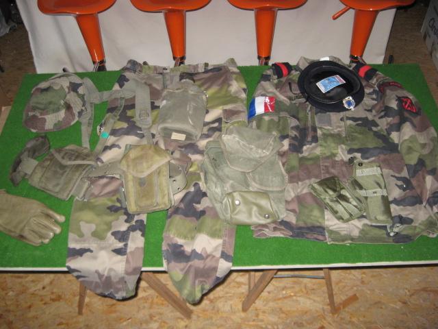 Geardos US française  Bundeswehr Residant Evil  Vente_17