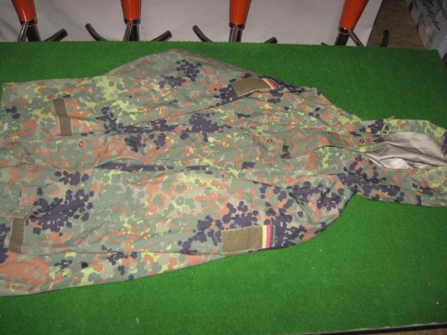 Geardos US française  Bundeswehr Residant Evil  Vente_21