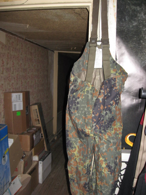 Geardos US française  Bundeswehr Residant Evil  Vente_23