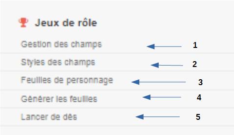"""[Tuto] Partie 5 Découverte d'un forum, le P.A l'onglet """"Modules"""" E11_je10"""