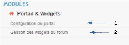 """[Tuto] Partie 5 Découverte d'un forum, le P.A l'onglet """"Modules"""" E1_pa_10"""