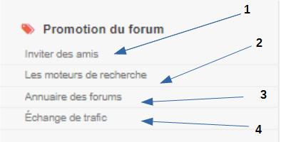 """Partie 2 Découverte d'un forum le P.A Onglet """"Général"""" P6_pa_10"""