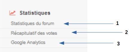 """Partie 2 Découverte d'un forum le P.A Onglet """"Général"""" P7_sta10"""