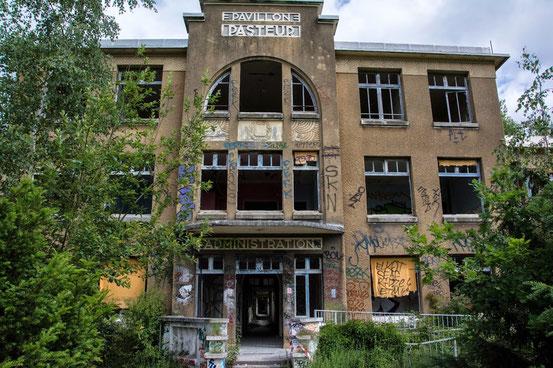 Le sanatorium de Dreux Photo_11