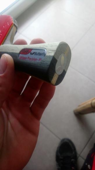 Raquette complète schalger précision + acuda s3 neufs Dsc_0538