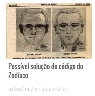 Assassino do Zodíaco DESVENDADO!!!! Zodiac10