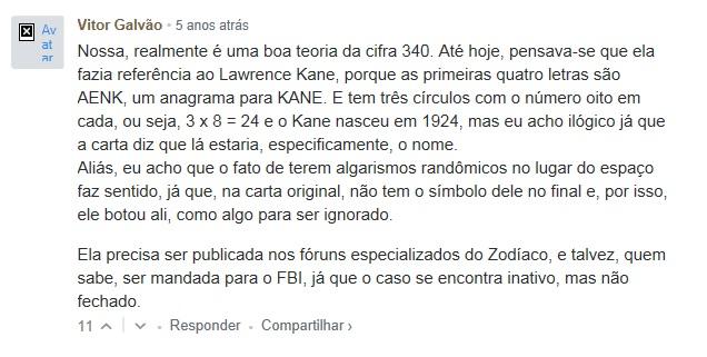 Assassino do Zodíaco DESVENDADO!!!! Zodiac13