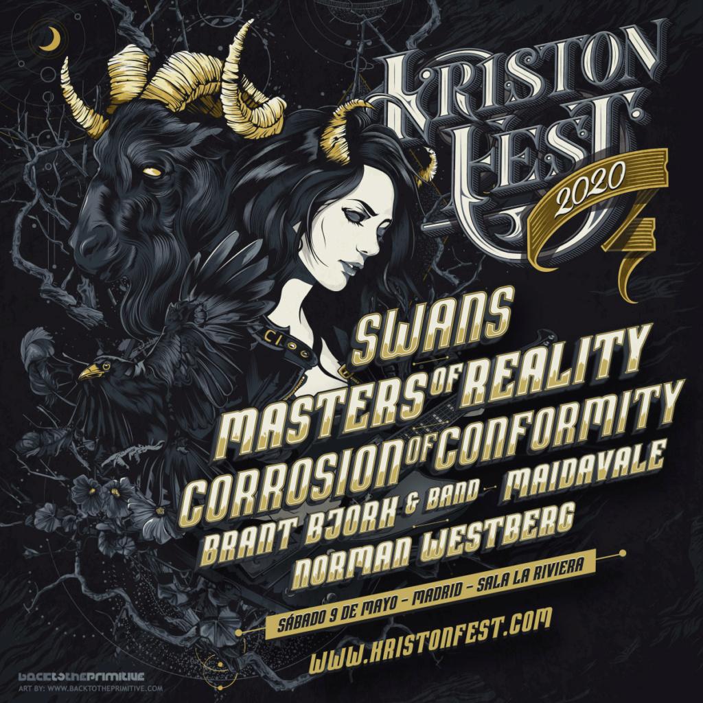 KRISTONFEST (Sábado 9 Mayo, 2020): Swans, Masters Of Reality, Corrosion of Conformity, Brant Bjork & Band y Maidavale - Página 14 K20_1210