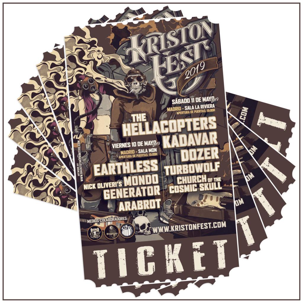 KRISTONFEST (10+11 Mayo, 2019) The Hellacopters, Earthless, Kadavar, Dozer, Nick Oliveri's Mondo Generator, Turbowolf, Church Of The Cosmic Skull y Arabrot - Página 14 Kristo20